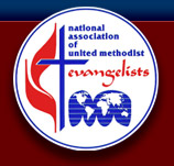 National Association of United Methodist Evangelists logo